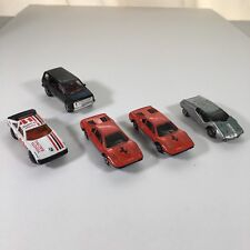 Diecast Car Toy Lot Matchbox Ferrari Supra Caravan Golden X Toyota Racing