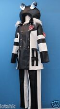 Varia Hitman Reborn! Fran Cosplay Costume Custom Made