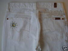 Seven for all Mankind 7 Great China Wall Strass Gr 28