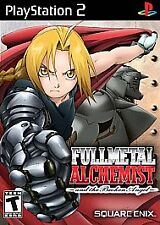 Full Metal Alchemist: The Broken Angel, Very Good Playstation 2, PlayStation2 Vi