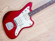 2006 Fender Jazzmaster '62 Vintage Reissue Guitar Candy Apple Red Japan CIJ