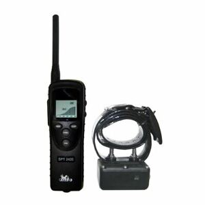 D.T. Systems Super Pro e-Lite 3.2 Mile Remote Dog Trainer