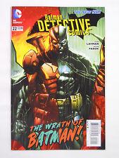 Dc Comics Detective Comics #22 (2013)-Wrath