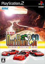 OutRun 2 Out Run Special tours Limited PS2 Import Japan