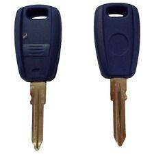 2x 1 pulsanti cover guscio chiave telecomando per Fiat Stilo Punto Seicento B6N3
