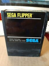 SEGA SC3000 SC 3000 SG1000 SG - FLIPPER