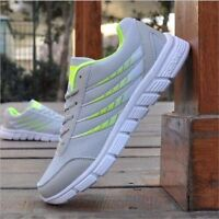 Men's Running Gym Trainers Outdoor Sports Sneakers Athletic Casual Walking Shoes