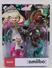 Splatoon - Amiibo 2er Pack Pearl & Marina - Nintendo Switch NEU Perle Coralie