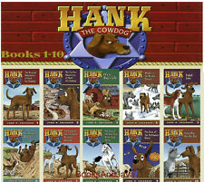 The Original Adventures of Hank the Cowdog 1-10 by John R. Erickson 10 Books
