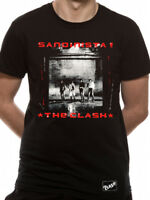 The Clash 'Sandinista!' T-Shirt Official Merchandise *Punk*