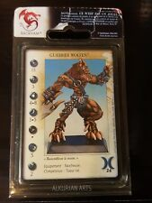 CONFRONTATION WOLFEN OF YLLIA: WOLFEN WARRIORS 3 FR-WFRG-03 VERY RARE *NIB*