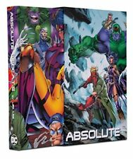 Absolute Wildc.A.T.S. by Jim Lee HARDCOVER DC Comics Brand New