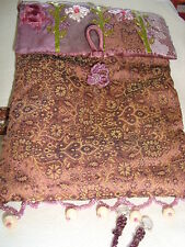 La Belle Epoque BAG & PURSE Hand Finished  - Embroidered / Bead