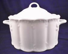 Rosenthal Classic Rose Monbijou Continental Soup Tureen Veg Bowl White Germany