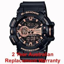 CASIO G-SHOCK MEN'S WATCH GA-400GB FREE EXPRESS 2-YEARS WARRANTY GA-400GB-1A4