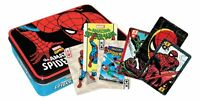 Marvel Spiderman (Playing Cards Tin) Special Edition NEW