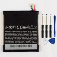 Replacement Battery For HTC One S Ville G25 ONES Z520E BJ40100 1650mAh