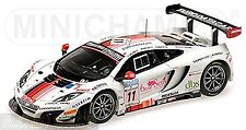 Mclaren 12C GT3 24h Spa 2013 - Art Grand Prix #11 1:43 Minichamps