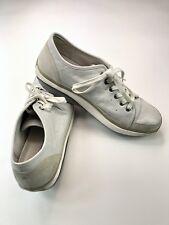 MBT Physiologic Footwear Walking Shoes Cream Men's size 9-9.5 Sneakers