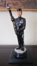 Michael Sutty porcelain  -  2nd King Edward Own Gurkha Rifles  Truncheon Jemedar