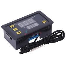 20A 12V LCD Digital Temperature Controller Temp Sensor Thermostat Control Relay