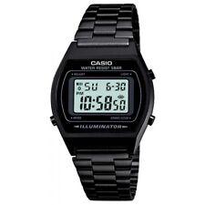 Reloj Digital CASIO B640WB-1A - Coleccion Vintage Con Correa De Acero