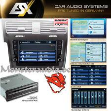ESX Navigationsgerät DVD Autoradio Navi USB Bluetooth für VW Golf 7 VII VN810-G7