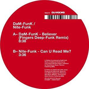 DAM-FUNK/NITE-FUNK-BELIEVER/CAN U READ ME? KARTONSTECKTASCHE VINYL LP SINGLE NEW