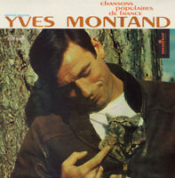 Yves Montand - Chansons Populaires de France: Yves Montand [New CD]