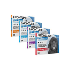 Frontline Spot On Flea, Tick & Lice Treatment For S,M,L,XL Dogs & Cats