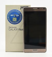 "OPEN BOX- Samsung Galaxy Note 4 SM-N910C Gold (FACTORY UNLOCKED) 5.7"" QHD , 32GB"