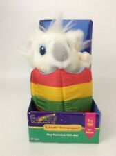 Barneys Great Adventure Twinken Peekaboo Handpuppet Koala Bear Plush Vintage 90s
