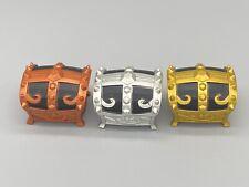 Skylanders Imaginators Treasure Chests Bronze Silver Gold