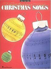 Twenty Five Top Christmas Songs (Piano, Vocal, Guitar)