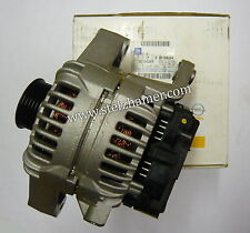 Original Opel Astra H  Zafira B Lichtmaschine  120AMP 13156050 0124425027 NEU