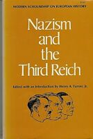 Nazism and the Third Reich   Henry Turner  Quadrangle  1972