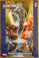 ULTIMATE FANTASTIC FOUR #9 TPB Trade Paper Back (2007 MARVEL Comics) ~ VF/NM