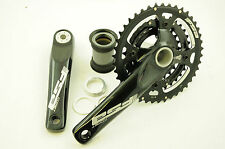 FSA COMET MEGAEXO 42/32/24T MTB CHAINWHEEL CHAINSET 175mm BB30 BLACK