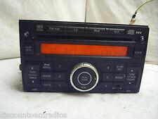 2012 12 Nissan Versa Radio Cd Mp3 Player 28185-3AN1A CY20G g7145