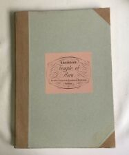 Thornton's THE TEMPLE OF FLORA with PLATES, 1951 London Edition, RARE