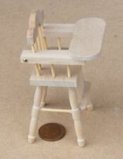 Wooden Miniature Chairs for Dolls