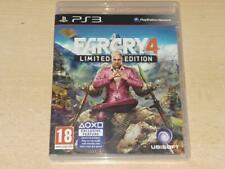 Far Cry 4 PS3 Playstation 3 **FREE UK POSTAGE**