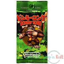 1 x Booster Pack Donkey Kong - 1999 - Nintendo Trading Card Game / TCG [JAP] NEW
