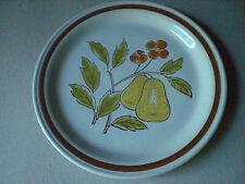 Vintage Bonsai Morningside Stoneware DInner Plate Made in Japan