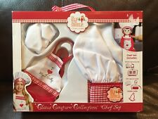 Elf on The Shelf Christmas Tradition Claus Couture Collection Chef Set New