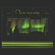 TAAF 2020 - Heaven of Earth Adélie Aurora Nature - MNH