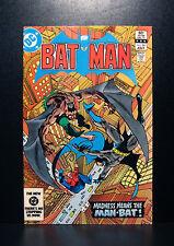 COMICS: DC: Batman #361 (1983), 1st Harvey Bullock re-intro app - RARE