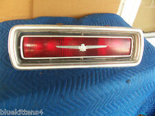 1964 1965 THUNDERBIRD LEFT TAILLIGHT OEM USED HAS WEAR ORIGINAL FORD PART