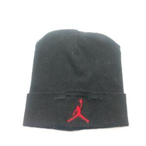 Air Jordan 3-6 Months Baby Black Beanie Basketball Hat Cap