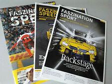 3 Ex. INFOPOST: Faszination SPEED / SPORT Motorsport Lifestyle Magazin 2009-2014